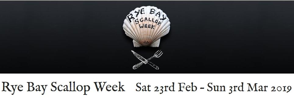 Rye Bay Scallop week